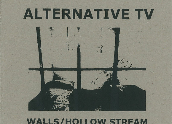 "Alternative TV  I  Walls Lathe 7"""