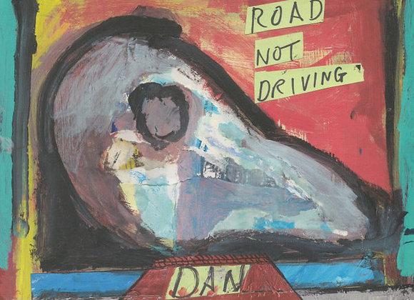 """Dan Melchior  I  Road Not Driving 12""""EP"""