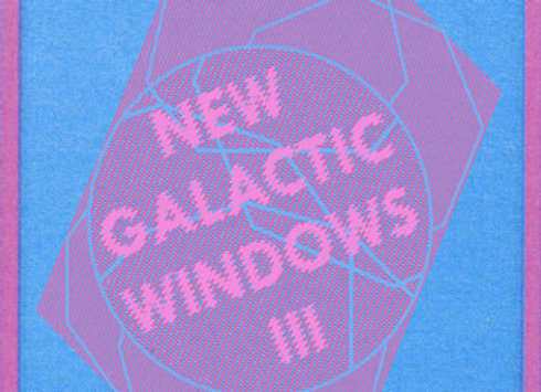 Various  I  New Galactic Windows 3 Cass.