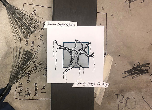 Suburban Cracked Collective  I  Swimming Amongst The Dregs LP