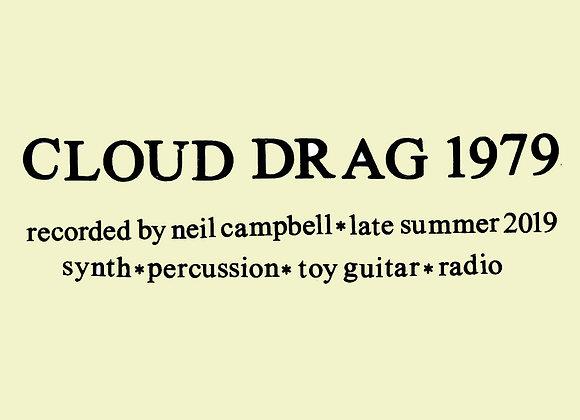 Neil Campbell  I  Cloud Drag 1979 Cass.