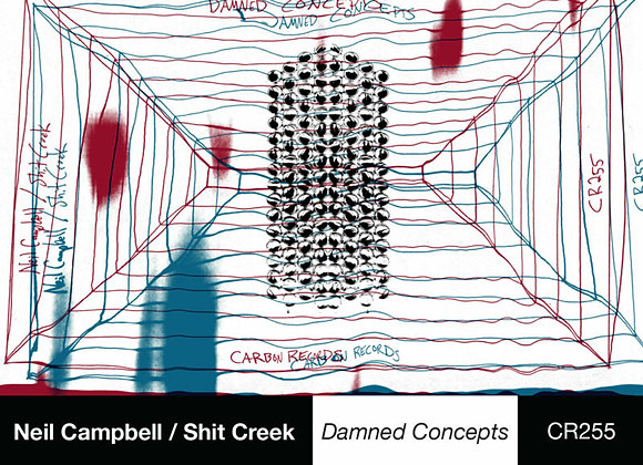 Neil Campbell & Shitcreek I Damned Concepts Cass.