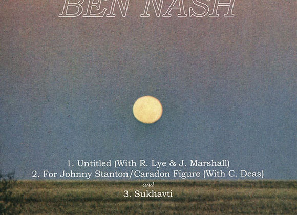 Ben Nash & Magic Lantern I s/t LP