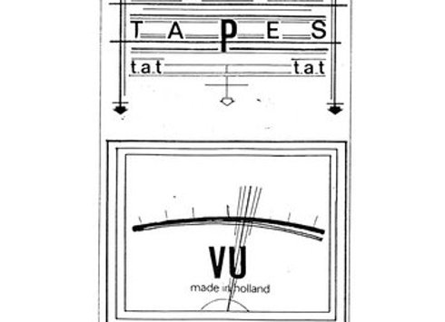 Tear Apart Tapes (Das Ding, Les Yeux Interdits, Ian Martin) I  The 7-inches LP