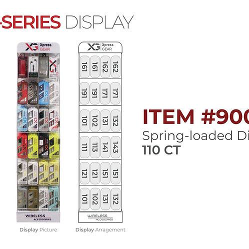 XG Display w 110 Ct Products