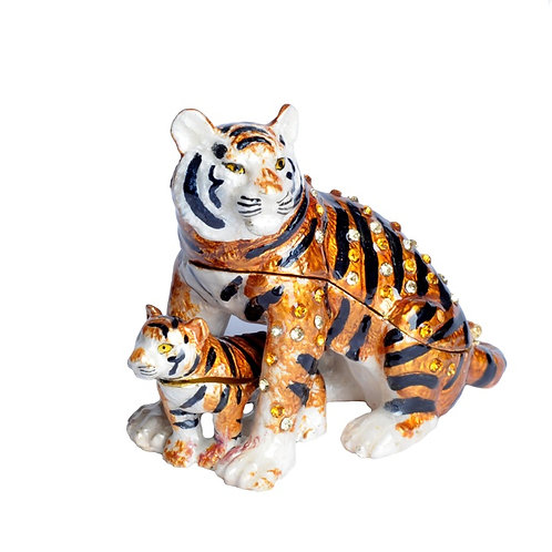 Tiger with Cub BX32