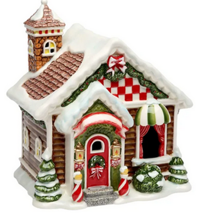 HOLIDAY VILLAGE HOUSES