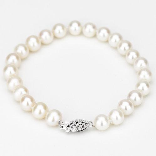 Lilly Rocket Pearl Bracelet