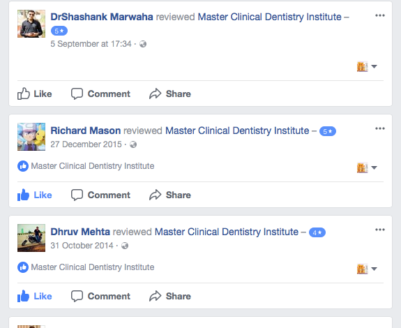 online dental continuing education courses