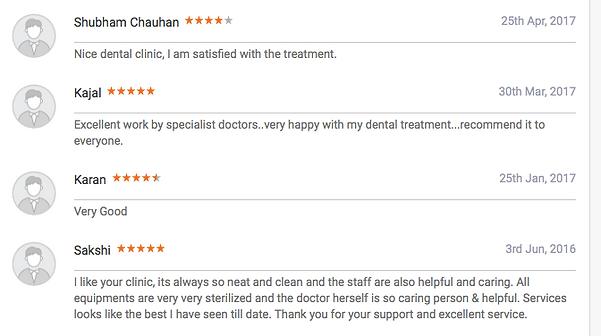 best dental clinic in chandigarh