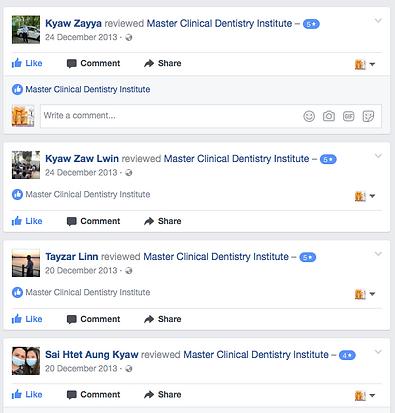 dental degree online