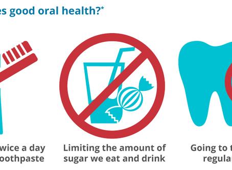Dental health courses