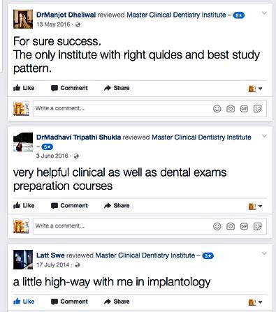 online dental programs