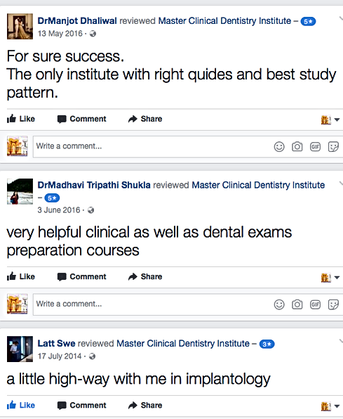 online dental courses