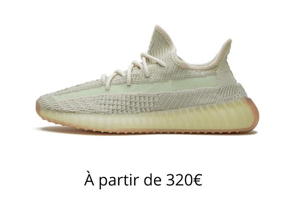 Adidas Yeezy Boost 350 V2 Citrin (Reflective)