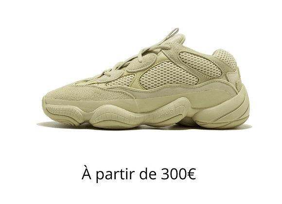 Adidas Yeezy 500 Stone