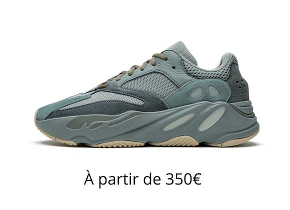 Adidas Yeezy Boost 700 Teal Blue