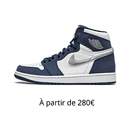 Jordan 1 Retro High COJP Midnight Navy