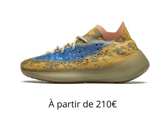 Adidas Yeezy Boost 380 Blue Oat Reflective