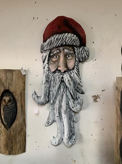 "28"" Santa Head"