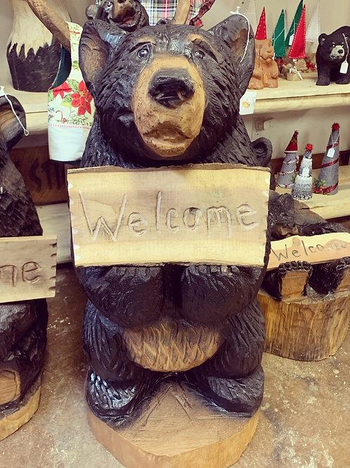 3 ft Welcome Bears