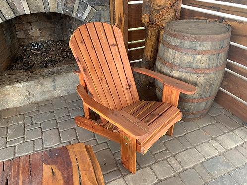 Adirondack Chair - Western Red Cedar