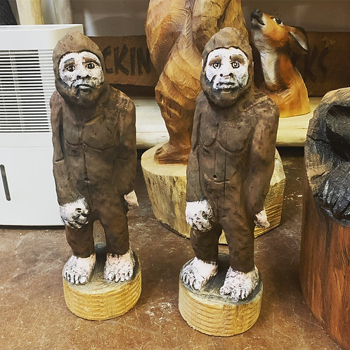 "21"" Bigfoot"