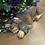 "Thumbnail: 32"" Sleeping  Hounddogs"