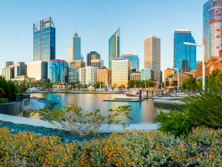 ADELAIDE AND PERTH BEGIN TO SHINE