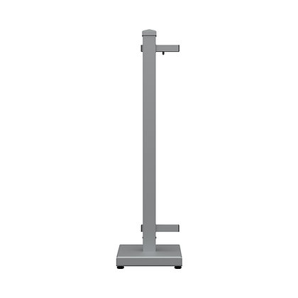 Partition End Stand