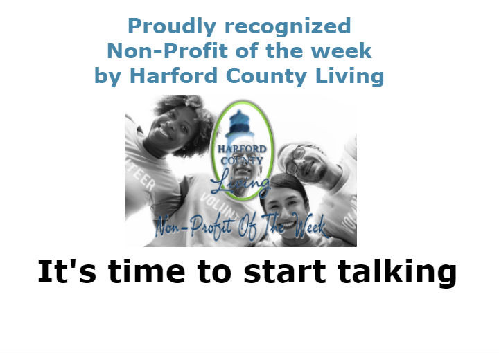 Harford County Living recognized SeizingPsych as Non-Profit of the week.