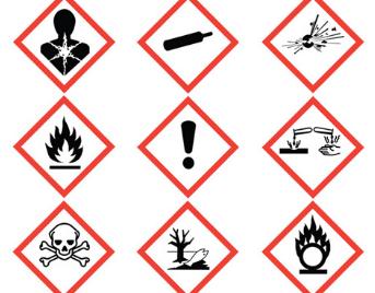Australia to adopt GHS Hazardous Chemical Labelling