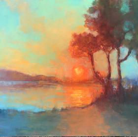 Lk Virginia Sunrise