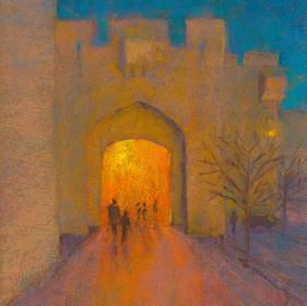 Jaffa Gate, SOLD,
