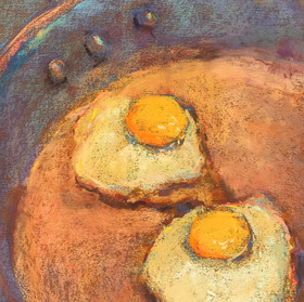 Sunny Side Up - SOLD