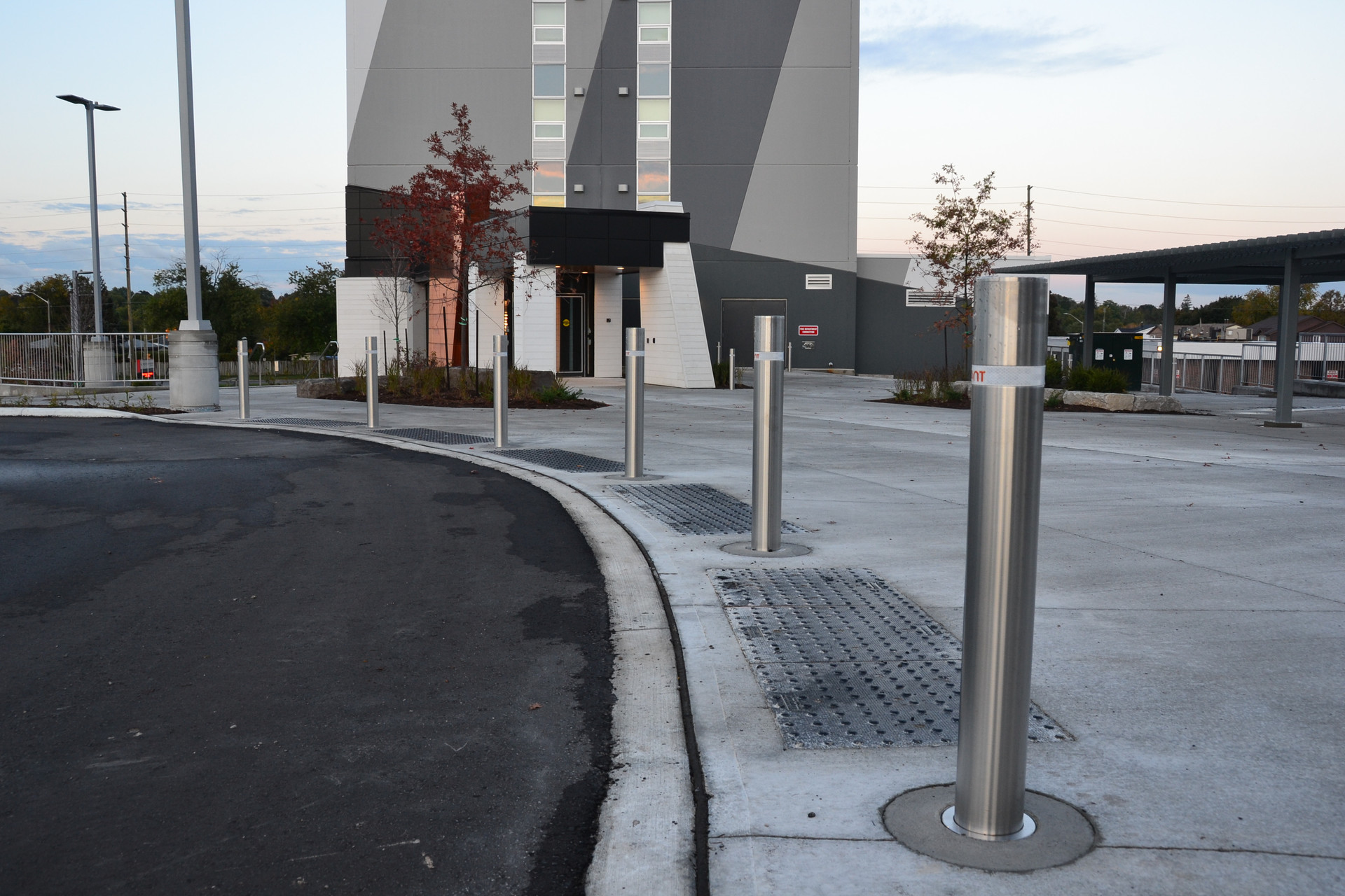 Trent U Oshawa - Campus Accessibility