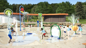 Hanlon Creek Splashpad - City of Guelph