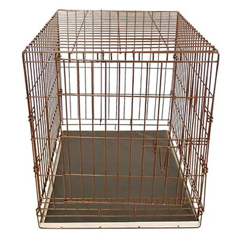 Клеткадля собак металлическая