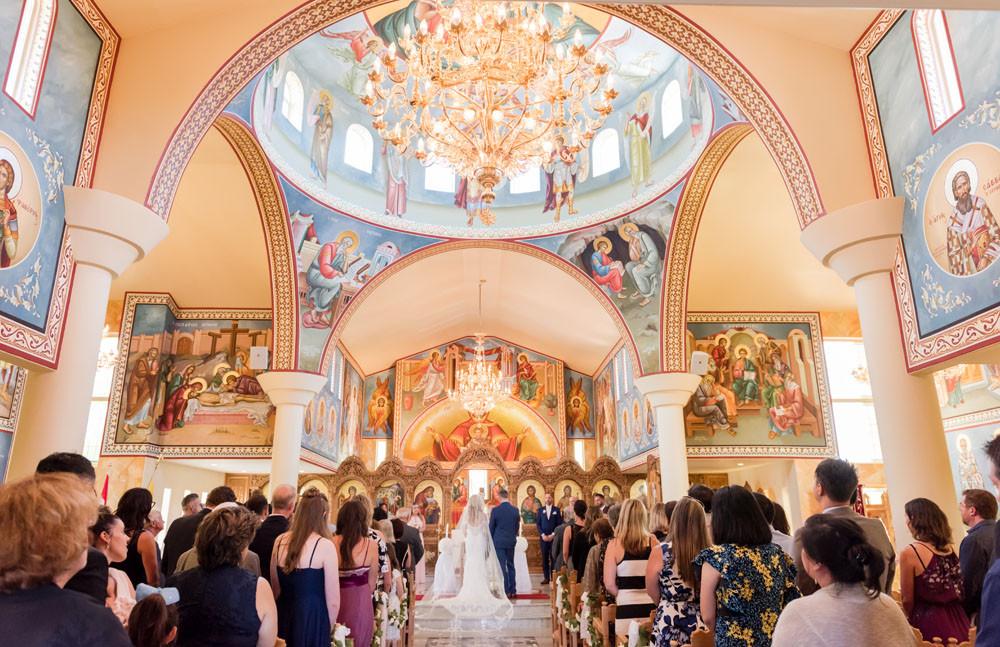 Greek Orthodox hall
