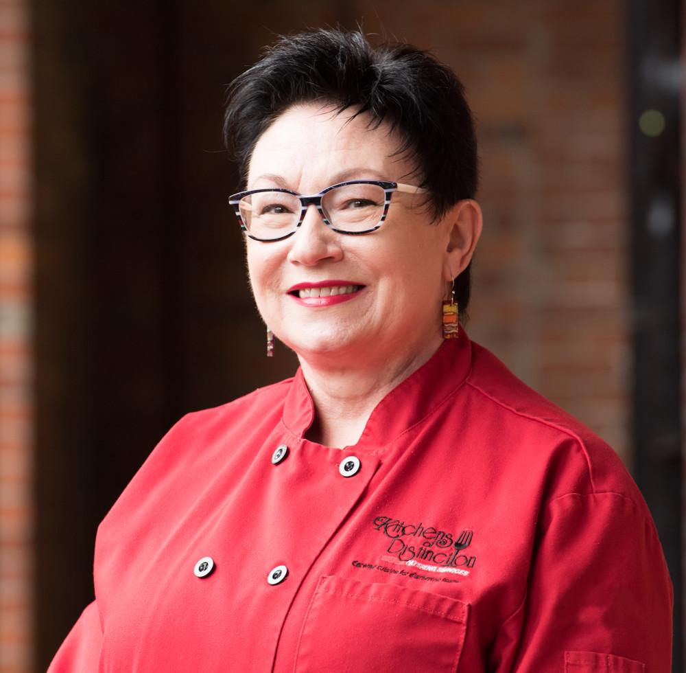 Chef Shirley Land Headshot