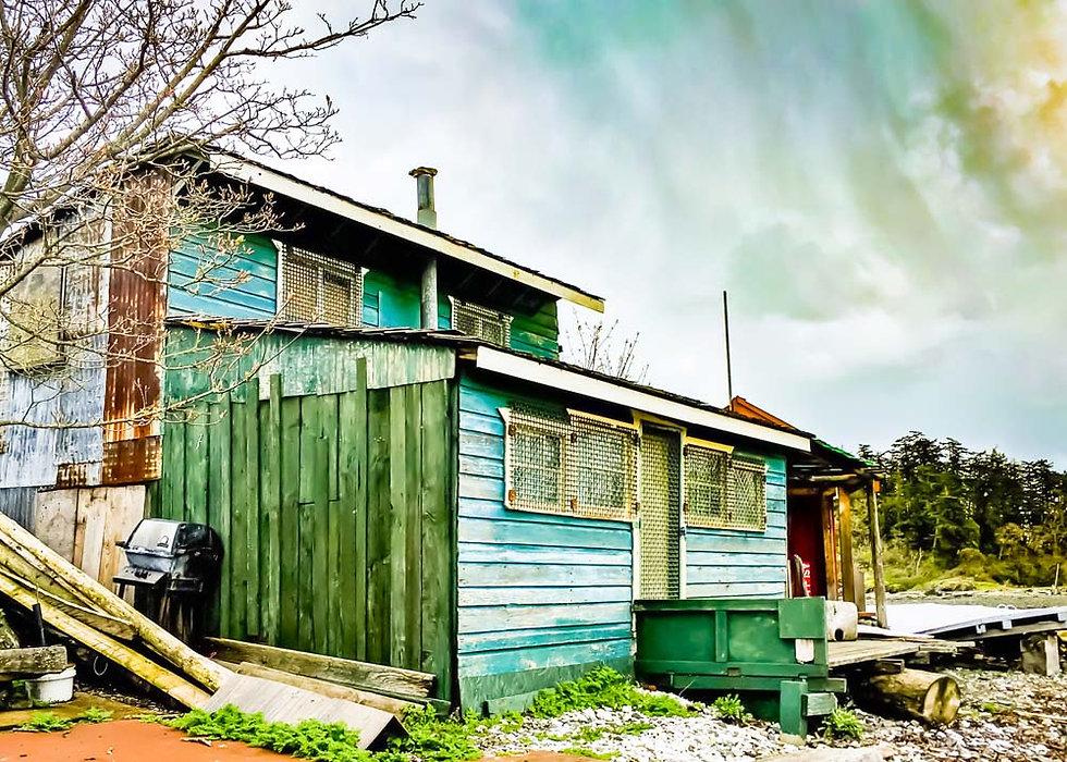 IMG_8117-5x7 Final.jpg  A rustic wooden cabin