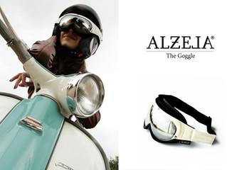 Maschera Alzela: stile e versatilità d'uso
