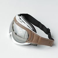 Goggle ALZELA RODEO White