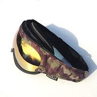 Goggle ALZELA CORTE Black