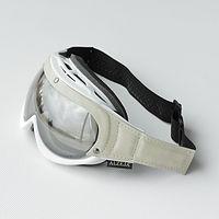 Goggle ALZELA CORTE White