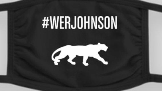 Face Mask #WeRJohnson