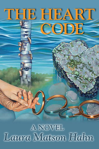 The Heart Code Novel by Laura Matson Hahn. Soulful Fiction, Super Soul Reading. Science of the Soul. The How To Follow Your Heart
