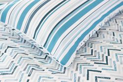 Bridington pillow close up
