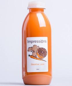 Impressions Drinks Artwork