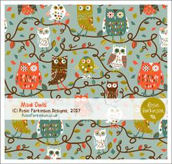 Mad owls
